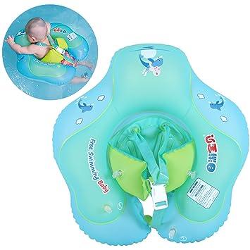 Amazon.com: Mai poesía piscina inflable flotador con ...