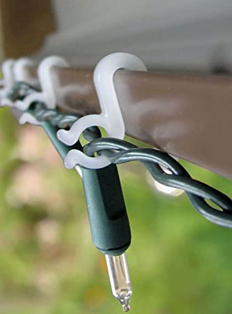 Gutter Hooks for hanging Christmas Lights - New Sub Zero Mighty ...