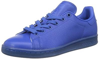 627ce9471ad0e adidas Originals Mens Stan Smith Adicolor Trainers - 4.5 Blue