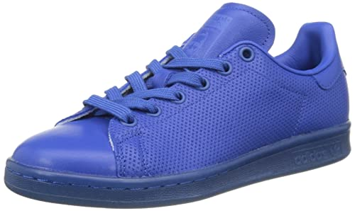 reputable site 241bd 3e6cd Adidas Originals Stan Smith Adicolor Hombres zapatilla de deporte azul  S80246  Amazon.es  Zapatos y complementos