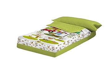 Montse Interiors Saco Nórdico Tacto Pétalo (POL, cama de 90): Amazon.es: Hogar