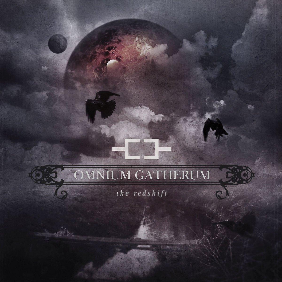 Vinilo : Omnium Gatherum - The Redshift (Colored Vinyl, 2 Disc)