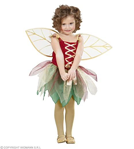 cd6d57059800 Amazon.com  Children s Fantasy Fairy Costume Baby 1-2 Yrs (98cm) For ...