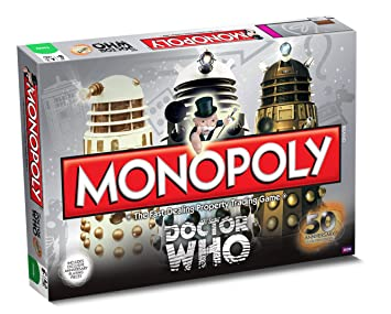 monopoly doctor who 50th anniversary collector\\\\\\\\\\\\\\\\\\\\\\\\\\\\\\\'s edition