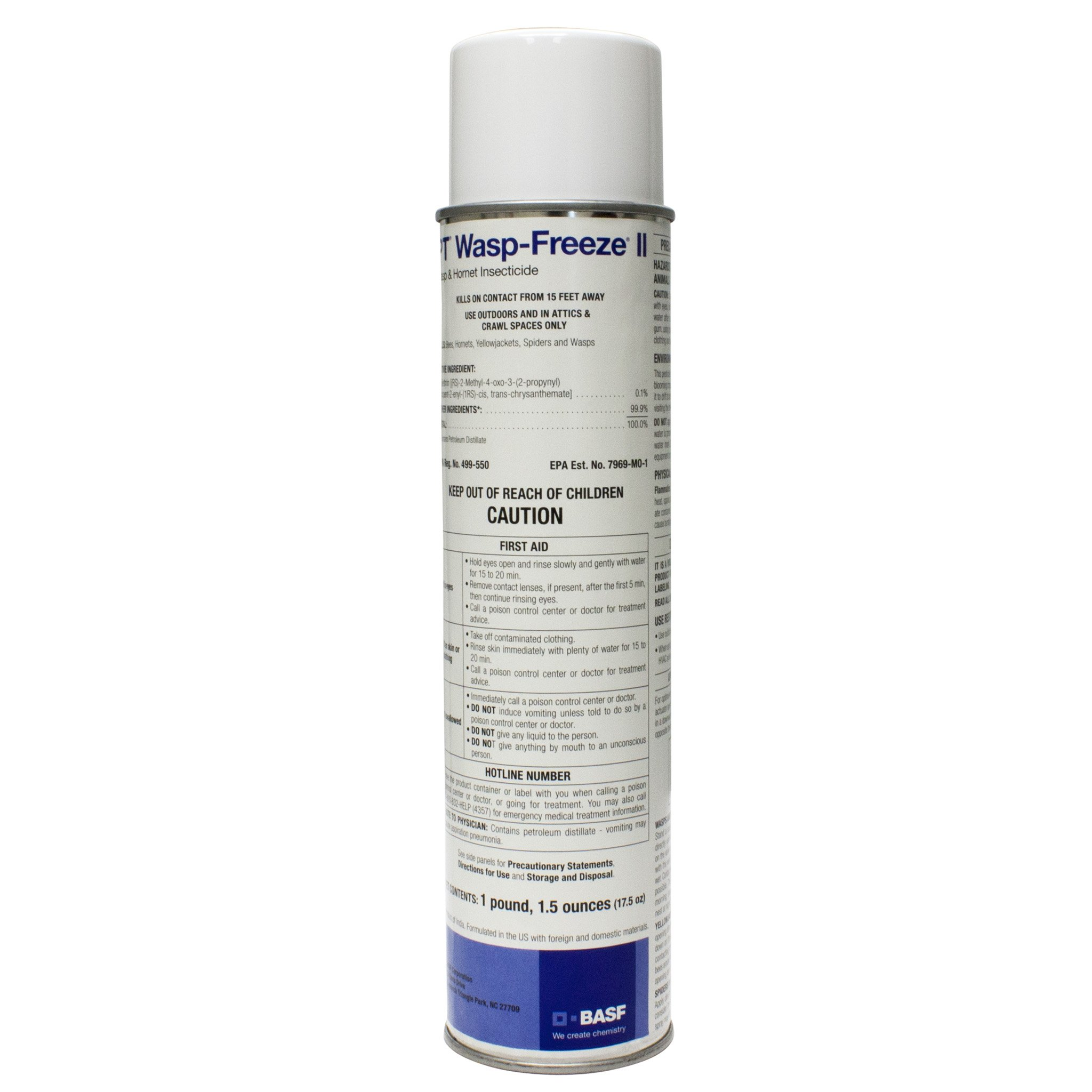 Prescription Treatment Wasp Freeze Contact Insecticide 12 cans
