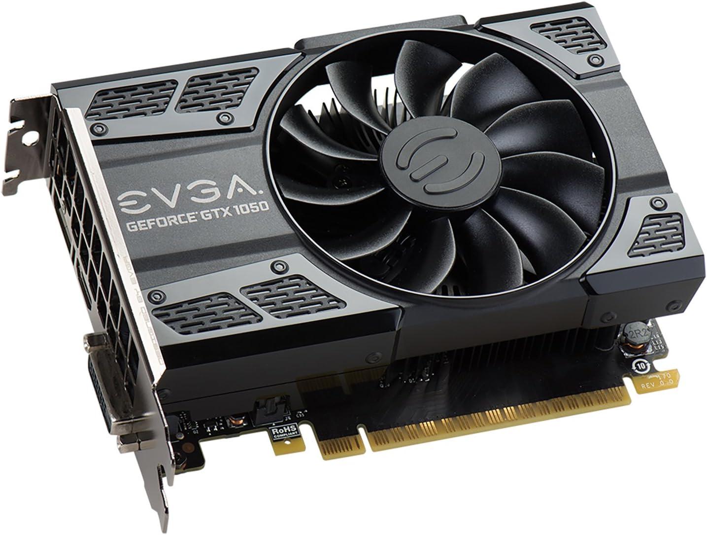 Amazon.com: EVGA GeForce GTX 1050 Gaming, 2GB GDDR5, DX12 ...