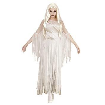 WIDMANN Disfraz adulto dama fantasma, vestido: Amazon.es: Juguetes ...