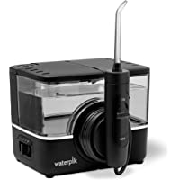 Waterpik ION Professional Cordless Water Flosser Teeth Cleaner Rechargeable and Portable, Black, 1 Count