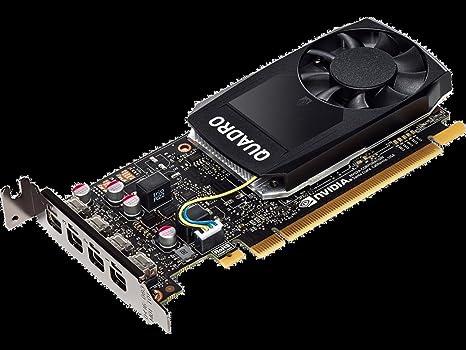 HP Tarjeta gráfica NVIDIA Quadro P1000 4 GB - Tarjetas ...