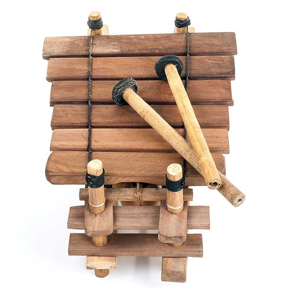 【新品】 6-note Ghanaian Ghanaian XylophoneB011CGJ7WC Percussion 6-note XylophoneB011CGJ7WC, アカナオリジンフードの新堀商店:ef8e4263 --- rsctarapur.com