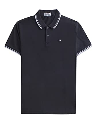 8cf21cde Ben Sherman Men's The The Romford Polo Shirt: Ben Sherman: Amazon.co ...