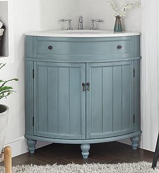 Corner sink vanities 1