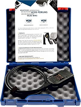 PCI Original VCDs Professional Diagnóstico VAG-COM Hex de V2 Ross de Tech, OBD2