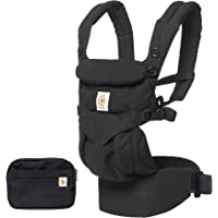 Ergobaby OMNI 360 All-in-One Ergonomic Baby Carrier (Black)