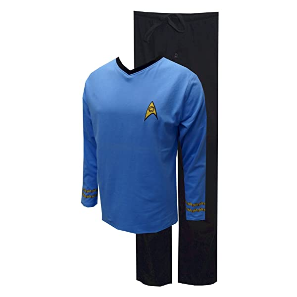 Amazon.com - Star Trek Pajamas 1f9700fa0
