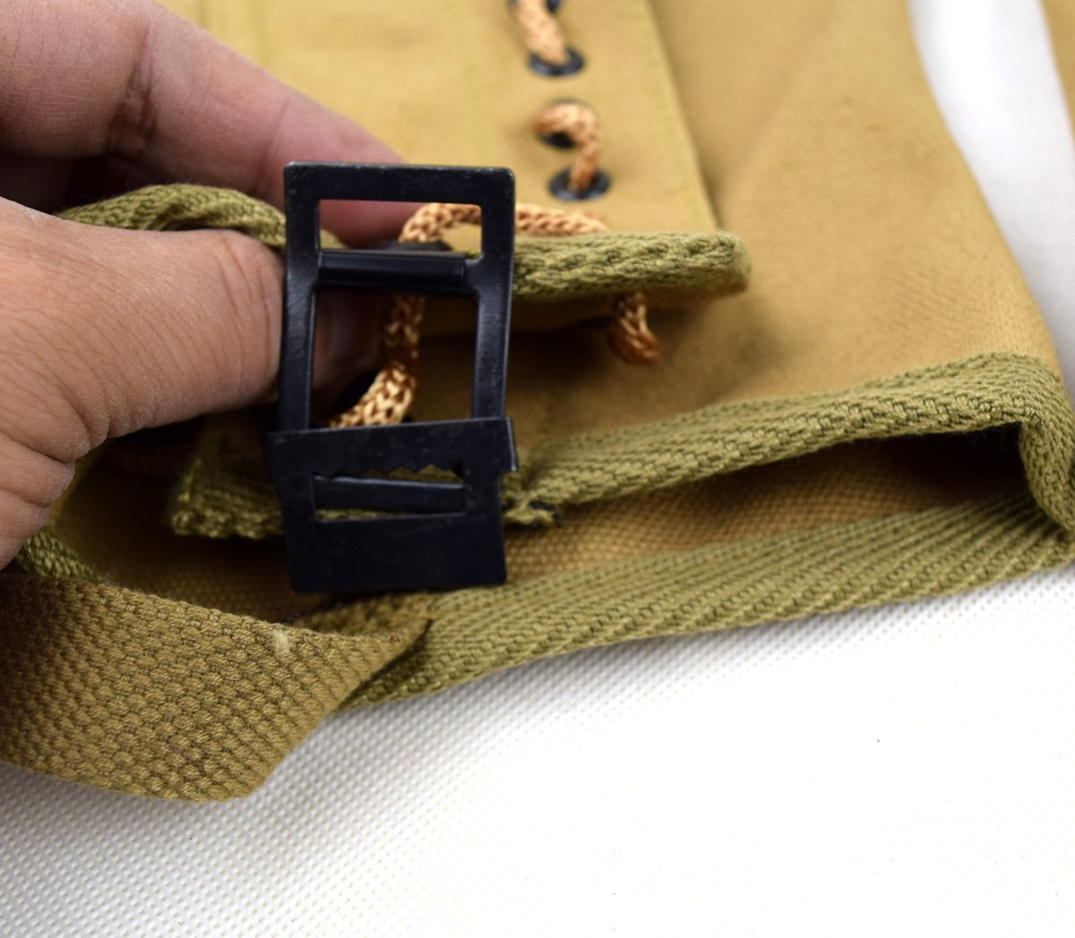 Replica WWII US Canvas Pants Gaiter Leggings Puttee by Chengxiang (Image #9)