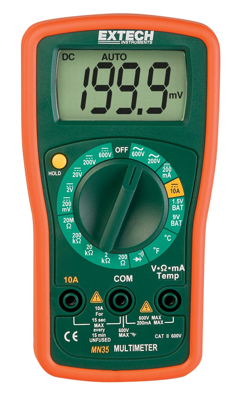Top 10 Best Digital Multimeter Reviews in 2020 8