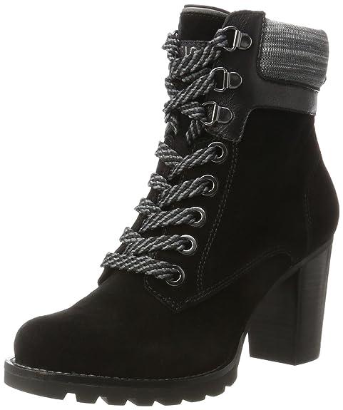Tommy Hilfiger I1285sabella 18b, Botas Estilo Motero Para Mujer: Amazon.es: Zapatos y complementos