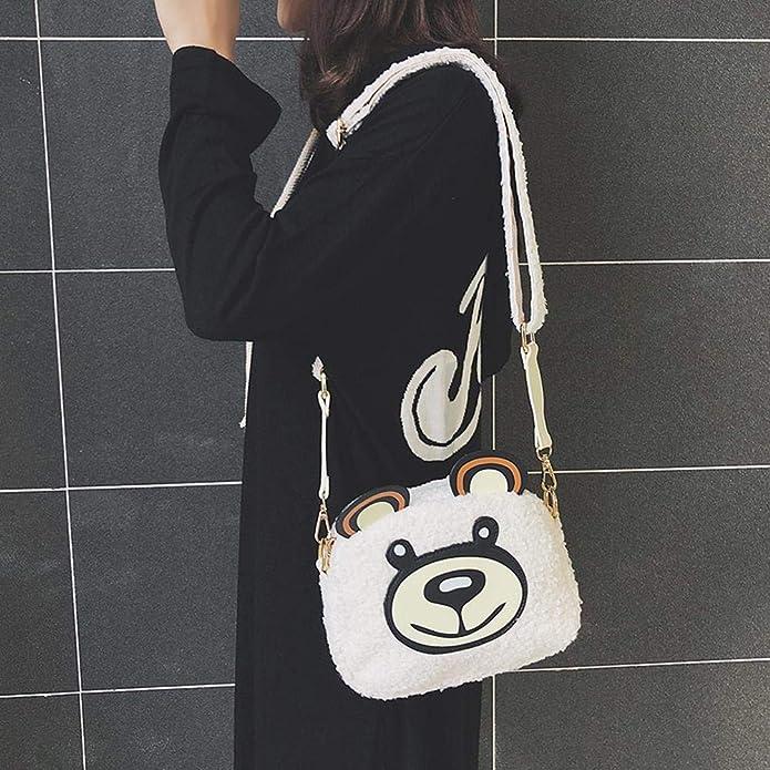 Widewing Bolso de Bandolera para Mujer, Bandolera de Panda