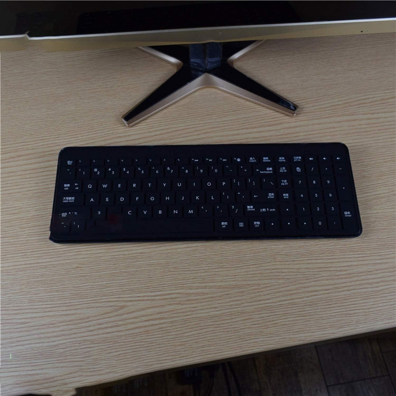 for Hp Sk 2063 2028 Kg 1450 Q 238Cn Sk 2063 Desktop Pc Keyboard Covers Waterproof Dustproof Clear Keyboard Cover Protector Skin-White