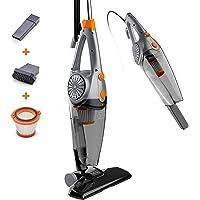 BLACK+DECKER 3-In-1 Upright, Stick & Handheld Vacuum Cleaner with Washable HEPA Filter, Powerful Corded 480-Watt Motor…