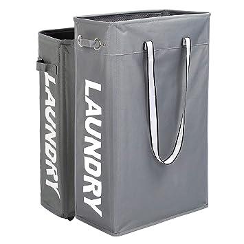 Amazon.com: Caroeas cesta de ropa de tela, 24