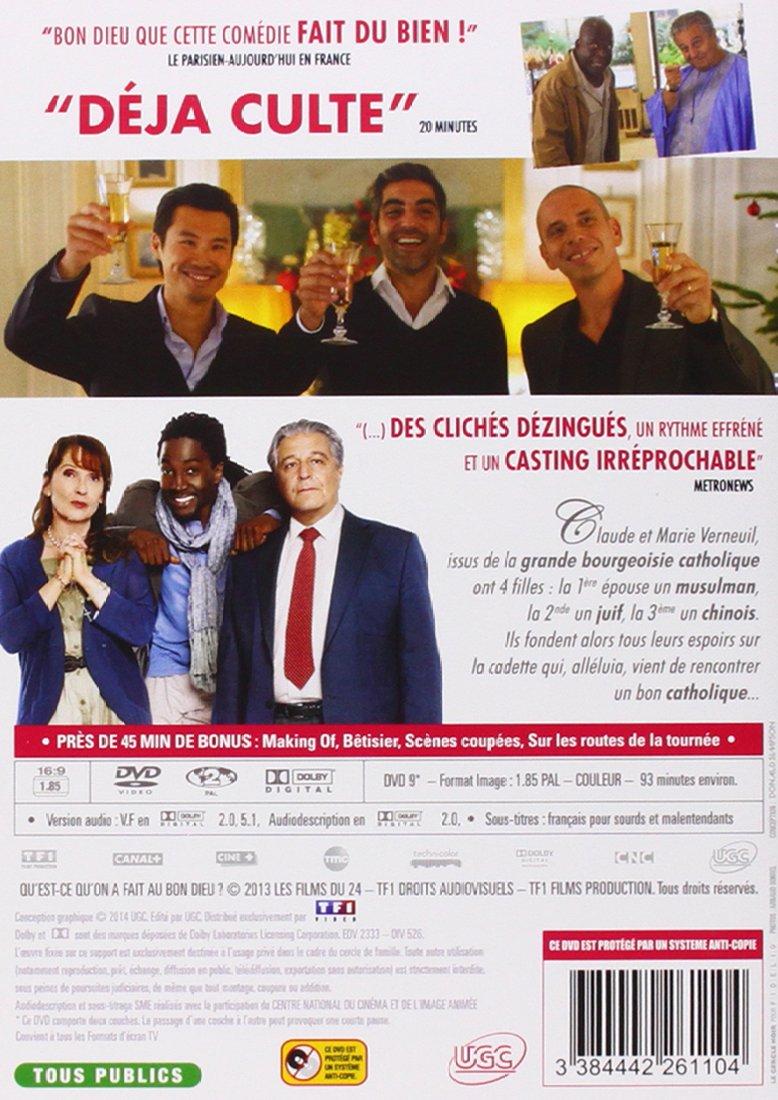 Amazon Com Qu Est Ce Qu On A Fait Au Bon Dieu Movies Tv