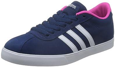 adidas Damen Courtset W Gymnastikschuhe, Blu (Azumis Ftwbla Rosimp), 36 f9247edee7