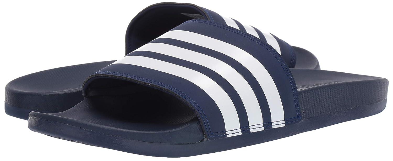buy online 22537 840fc Amazon.com  adidas Mens Adilette Comfort Slide Sandal, GreyGreyGrey, 15  M US  Sport Sandals  Slides