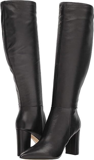 109212dda74 Marc Fisher LTD Women s Ulana Black Leather 5 M ...
