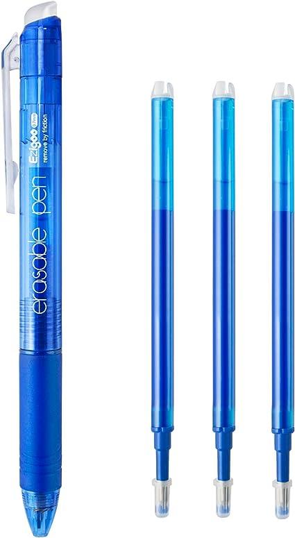 UK 0.7mm Ballpoint Pen Refill Suitable for Retractable Pen Blue ink