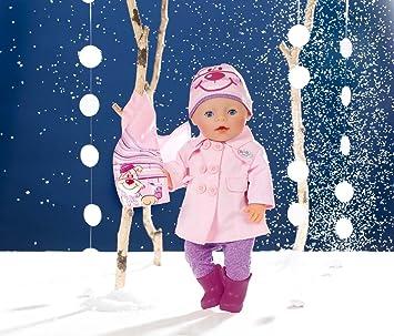Kleidung & Accessoires Puppen & Zubehör BABY born® Deluxe Kalte Tage