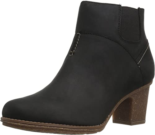 CLARKS Women/'s Sashlin Vita Ankle Bootie