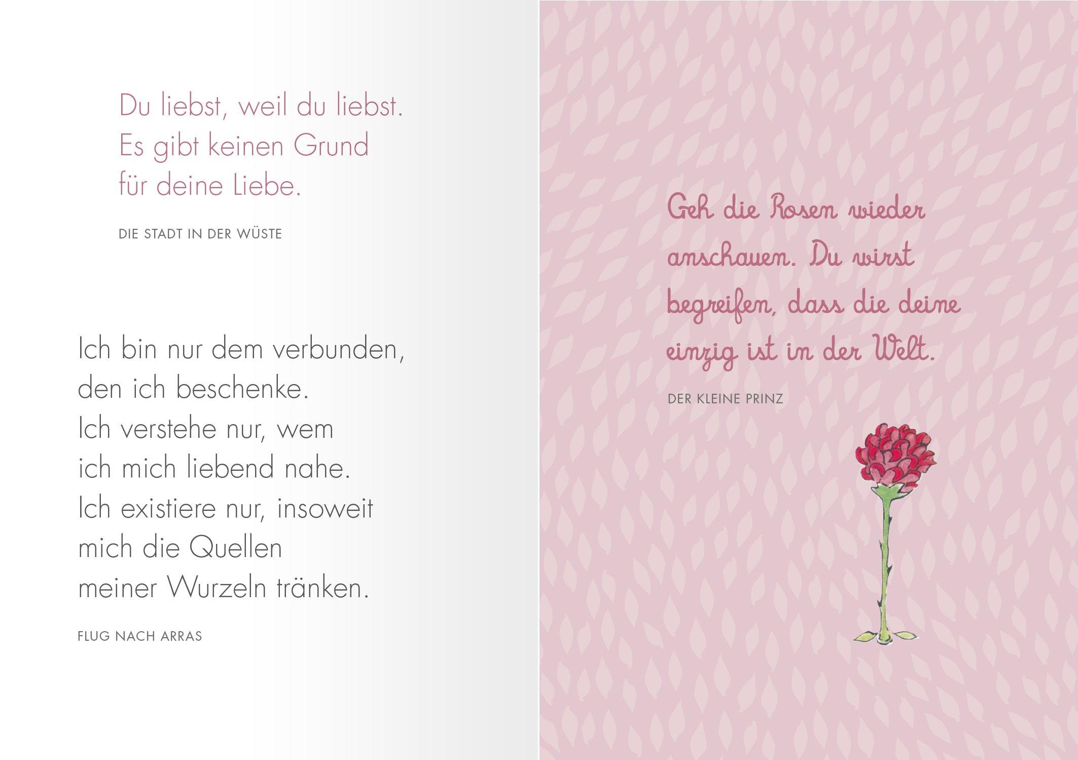 Zitate Liebe Der Kleine Prinz