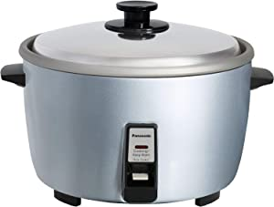 Panasonic SR-42HZP 23-cup (Uncooked) Commercial Rice Cooker,