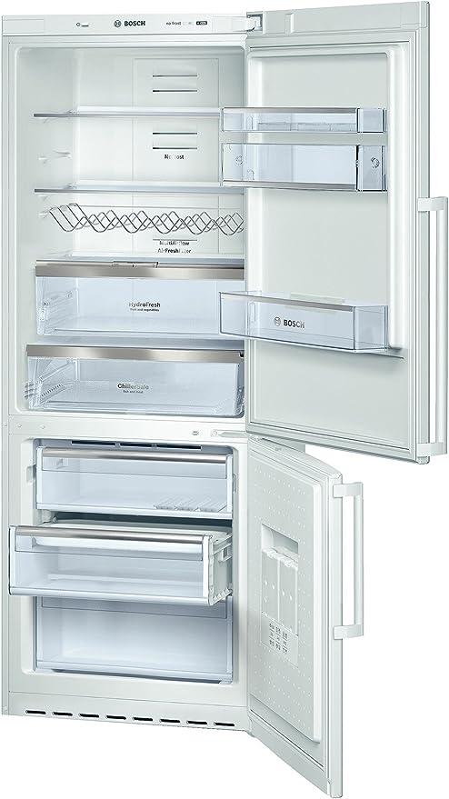Bosch KGN46H10 Independiente 364L A+ Blanco nevera y congelador ...
