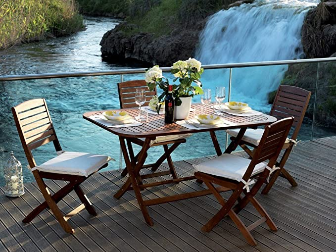 sedie giardino legend amazon