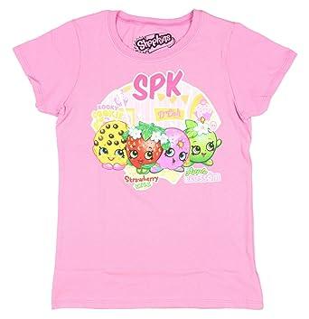 Amazon.com: Shopkins Big Girls' Shopkins T-Shirt: Clothing