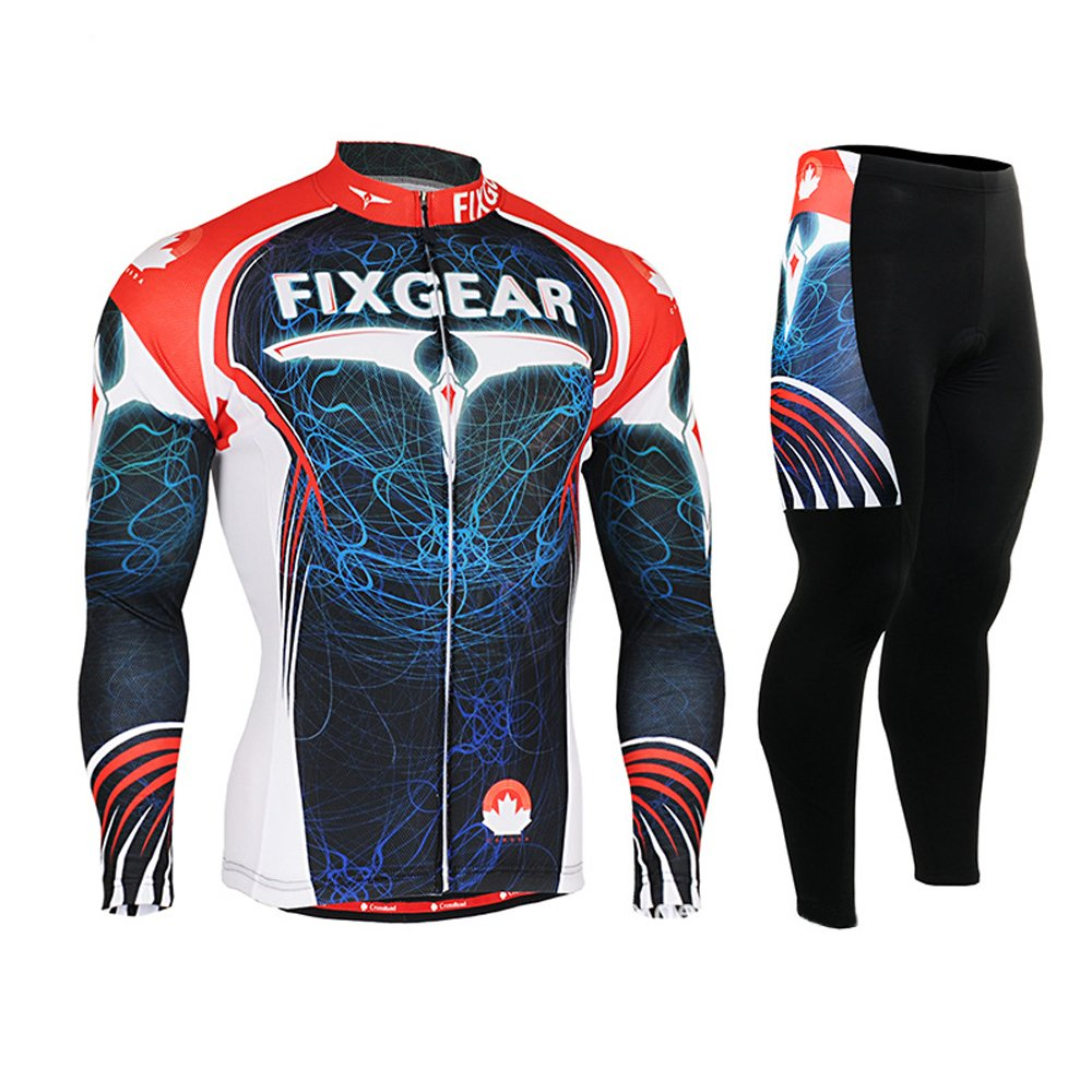 Cycling MTB Motorcycle Workout Compression Sportwear Sport Suit Y75