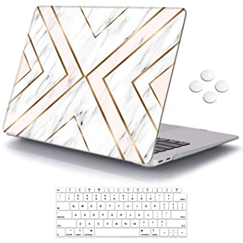 Amazon.com: iCasso - Funda para MacBook Air de 13 pulgadas ...