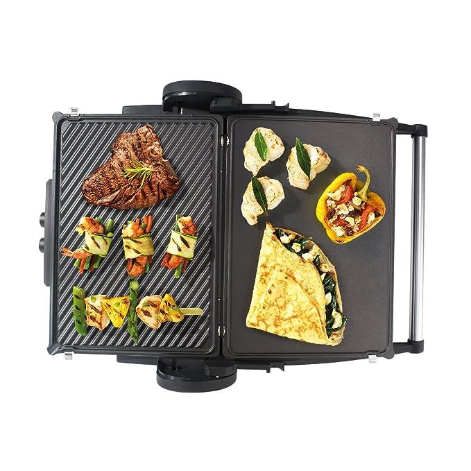 Bosch TFB4431V Grill Plancha de cocina, 2.000 W, 3 posiciones de ...