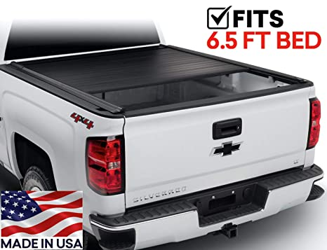 Tundra Bed Cover >> Amazon Com Truck Bed Cover For Toyota Tundra 1999 2006 6 5