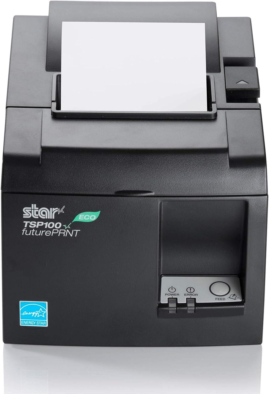 Star Micronics TSP143IIIU - Impresora POS terminal de punto de venta, térmica directa, alámbrico, 203 x 203DPI - , 203 x 203 DPI, 65 - 85, 58/80
