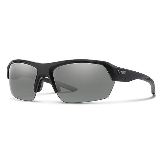 Smith Optics Gafas de Sol TEMPO MATTE BLACK/CHROMAPOP ...