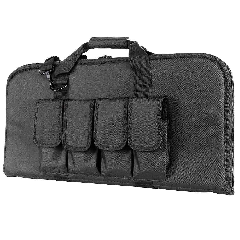 Tactical Soft Case Black for Tippmann Phenom paintball marker.