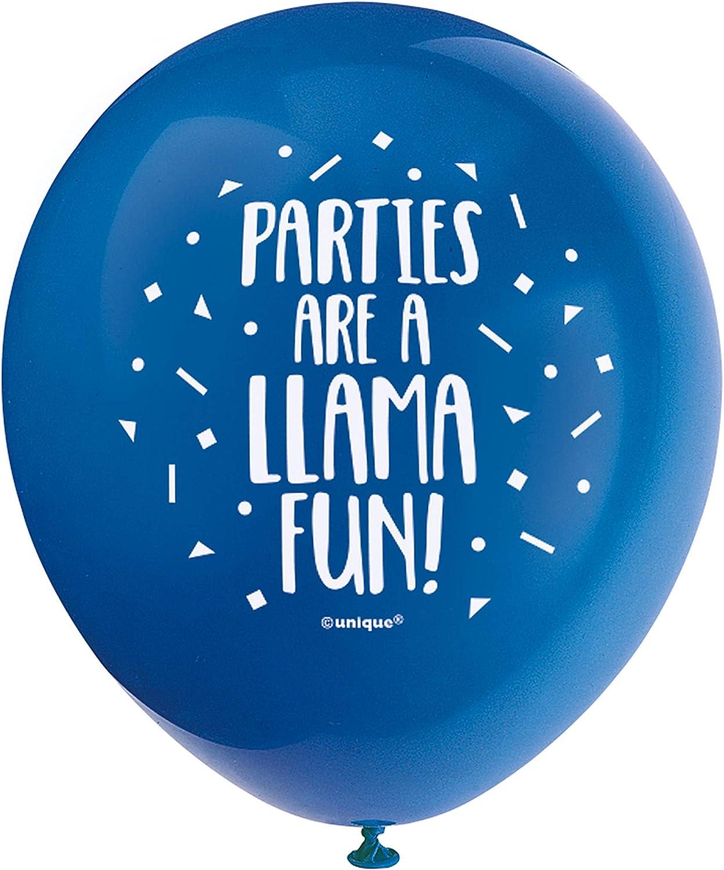 Unique Party 56601-33 Foil Giant Llama Balloon