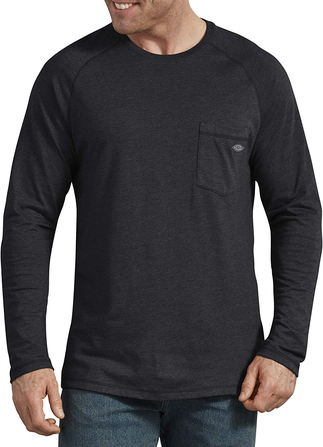 Dickies Men's Temp-iq Performance Cooling Long Sleeve T-Shirt