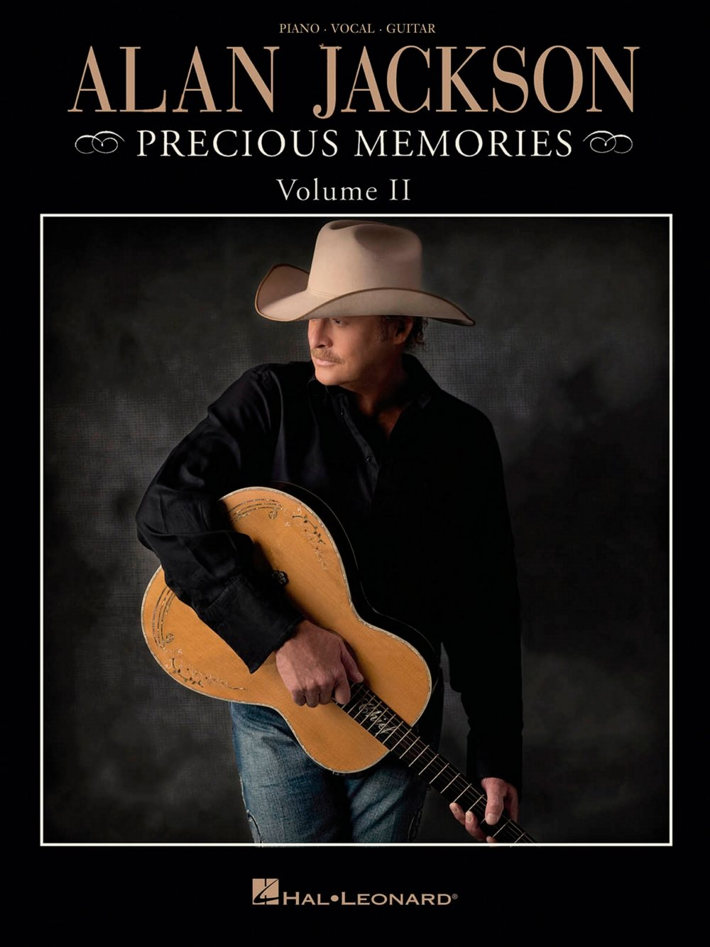 Hal Leonard Alan Jackson Precious Memories Volume 2 For Piano