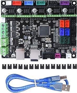 ILS – SKR V1.1 Tarjeta de Control de 32 bits con CPU Arm de 32 ...