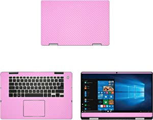 decalrus - Protective Decal for Dell Inspiron i7586 / 7586 (15.6